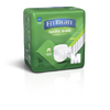 incontinence aids: Medline - FitRight Plus Briefs, Medium, 80EA/CS