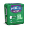 incontinence aids: Medline - FitRight Ultra Briefs, 2XL, 80EA/CS