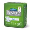 Medline FitRight Restore Ultra Briefs, 32-42, 80 EA/CS MED FRP300
