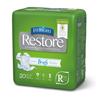 Medline FitRight Restore Ultra Briefs, 40-50, 80 EA/CS MED FRP400
