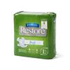 Medline FitRight Restore Ultra Briefs, 48-58, 80 EA/CS MED FRP500