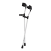 Guardian Aluminum Forearm Crutches - Adult MED G05161