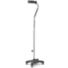Guardian Cane, Quad, Molded, Adult, Guardian MED G05845S