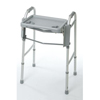 Medline Walker Flip Tray, Gray, 1/EA MED G07850MH