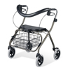 Guardian Deluxe Bariatric Rollator MED G07890TB