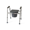 Guardian Commode, 3-in-1, Aluminum Folding MEDG30210-4F