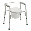 Guardian Commode, 3-in-1, Aluminum Folding, Each MED G30210-4FH