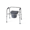 Medline 3-In-1 Steel Commode MED G30211-4H