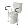 Bathroom Aids Toilet Aids: Guardian - Rail, Toilet, Safety, 2 Cs