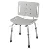 Medline Shower Chair with Back MED G30400-4H