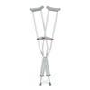 Guardian RedòDot Aluminum Crutches MED G91-214-8