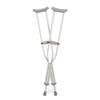 Guardian RedòDot Aluminum Crutches MED G91-214-8H