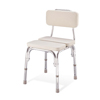 Guardian Padded Shower Chair with Back MED G98027H