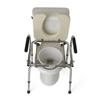 Medline - Padded Drop-Arm Commode