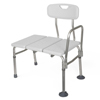 Rehabilitation: Guardian - Bench, Bath, Transfer, Un Padded, 300 Lb Cap