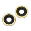 Medline Brass Seal Washers for Regulators, 50 EA/CS MEDHCS166840