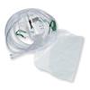 Medline Adult Disposable Oxygen Masks, Adult, 50 EA/CS MED HCS4610B