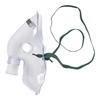 Medline Aerosol Mask with Straight Connector, Adult, 1/EA MEDHCS4630BH