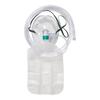 Medline Partial Non-Rebreather Adult Mask with Reservoir Bag, Safety Vent, Check Valve, 7 Tubing and Standard Connectors, 1/EA MED HCS4640BH