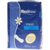 Medline Sanitary Pads with Adhesive MED HSPMT48044