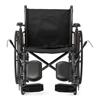 Medline Guardian K2 Basic Wheelchairs, 1 EA MED K2206N42E1