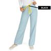 Medline AngelStat Unisex Reversible Drawstring Waist Scrub Pants, Green, Large MED M600NTZL-CA