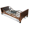 Beds & Bed Accessories: Medline - Basic Full Electric Bed, Low
