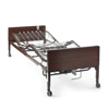 Medline Medlite Low Full-Electric Homecare Hospital Bed MEDMDR107003LO