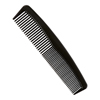 Medline Plastic Classic Comb, Black, 5, 144 EA/GR MED MDS137005