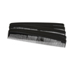 Medline Plastic Classic Comb, Black, 5, 12 EA/DZ MED MDS137005ZZ