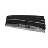 Medline Plastic Classic Comb, Black, 7, 12 EA/PK MED MDS137007Z