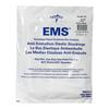 Medline EMS Knee-High Anti-Embolism Stockings, White, Small, 12 PR/BX MED MDS160628