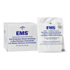 Medline EMS Knee-High Anti-Embolism Stockings, White, Medium, 1/PR MED MDS160648H