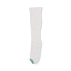 Medline EMS Knee-High Anti-Embolism Stockings, White, X-Large, 12 PR/BX MEDMDS160684
