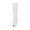 Medline EMS Knee-High Anti-Embolism Stockings, White, X-Large, 12 PR/BX MED MDS160684