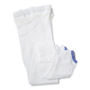 Medline EMS Thigh-High Anti-Embolism Stockings, White, Large, 1/PR MED MDS160860H
