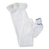 Medline EMS Thigh-High Anti-Embolism Stockings, White, Large, 1/PR MED MDS160868H