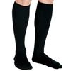 Curad Cushioned Compression Socks, Black, C MED MDS1714CBSH