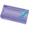 Medline Accutouch Chemo Nitrile Exam Gloves, Blue, Medium, 100 EA/BX MED MDS192085H