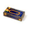 Medline Solstice Powder-Free Nitrile Exam Gloves, Dark Blue, Small, 100 EA/BX MED MDS2094H