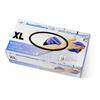 Medline SensiCare Silk Powder-Free Nitrile Exam Gloves, Dark Blue, X-Large, 230 EA/BX MED MDS2587H