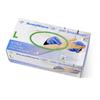 Medline SensiCare Silk Powder-Free Nitrile Exam Gloves, Dark Blue, Large, 250 EA/BX MED MDS7586H