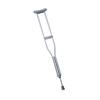 Medline Push-Button Aluminum Crutches MED MDS80535HW
