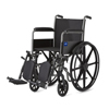 Wheelchairs: Medline - K1 Basic Wheelchair (MDS806200EE)