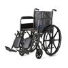 Wheelchairs: Medline - K2 Basic Wheelchairs (MDS806200EV)