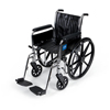 Medline Excel 2000 Wheelchair MED MDS806250DFLA