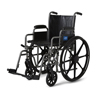 Wheelchairs: Medline - K2 Basic Wheelchairs (MDS806250EV)