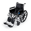 Medline 2000 Wheelchairs, 1/EA MED MDS806300DFLA
