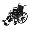Medline K1 Basic Wheelchairs, 24.000, 1/EA MED MDS806300EE