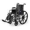 Medline K2 Basic Wheelchairs (MDS806300NEV) MED MDS806300NEV